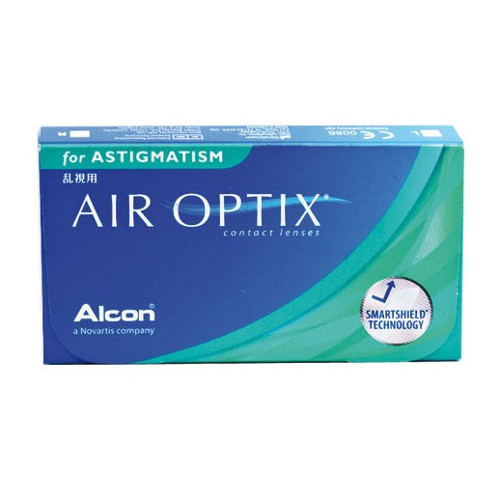 Air Optix for Astigmatism 6 ks