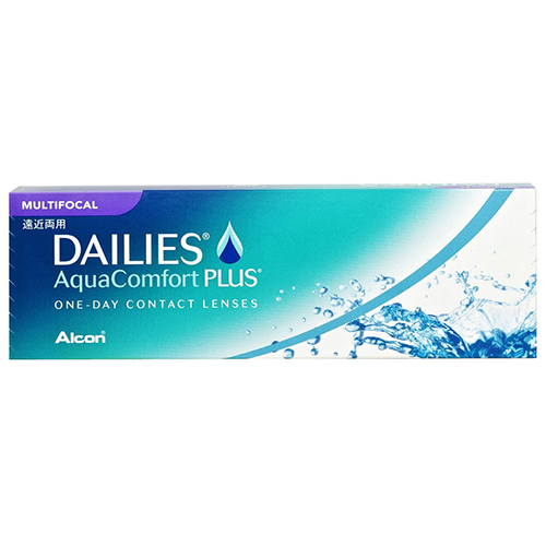 Dailies AquaComfort Plus Multifocal 30 ks