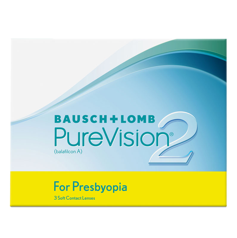 PureVision 2 For Presbyopia 6 ks